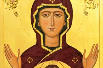 Икона Божией Матери «Влахернская»