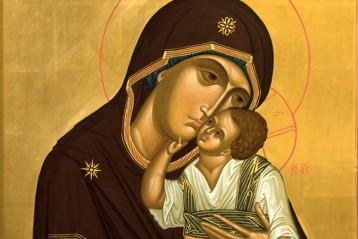 Икона Божией Матери «Яхромская»