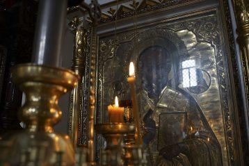 1 мая. В Старопечерской церкви Нижнего Новгорода (фото Виолетты Калашниковой)