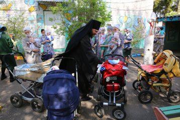15 мая. Епископ Филарет посетил нижегородскую женскую исправительную колонию №2 (фото Сергея Лотырева)