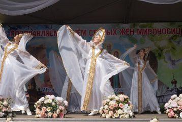 16 мая. Праздник в честь святых жен-мироносиц в Молитовском благочинии (фото Дарьи Петровой)