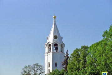 19 мая. Колокольня Нижегородского кремля (фото Алексея Козориза)