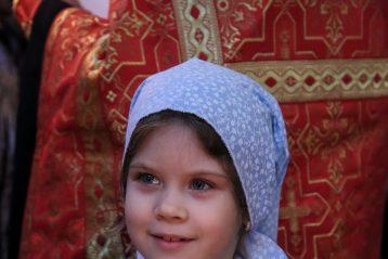 4 мая. В Успенском соборе Саровской пустыни (фото Александра Чурбанова)