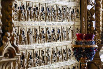 4 мая. В храме в честь иконы Божией Матери «Живоносный источник» города Арзамаса (фото Александра Чурбанова)