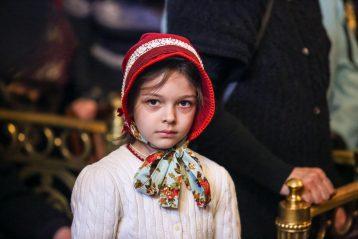 5 мая. В Троицком соборе Серафимо-Дивеевского монастыря (фото Александра Чурбанова)