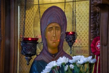 12 июля. В Александро-Невском кафедральном соборе (фото Александра Чурбанова)