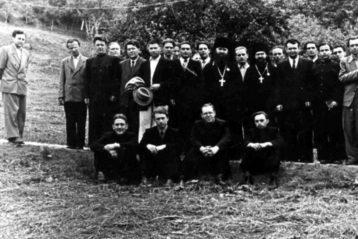 1959 год. Преподаватели и студенты