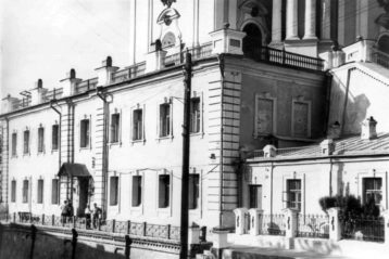 Киевская духовная семинария в 1949–1960 гг.