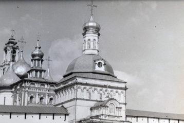 Ворота Лавры 1970-е