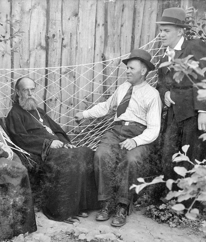 В Туле в 1949 г.