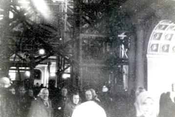 20 апреля 1990 г. Собор после передачи епархии