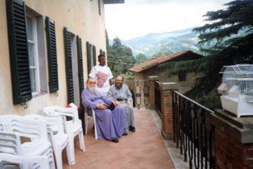 В июне 1997 года владыка Николай совершил деловую поездку в Словению. Помимо Словении митро- полит тогда посетил Венецию, город Бари, где молился перед мощами святителя Николая Чудотворца. В живописных альпийских местах его принимали друзья.