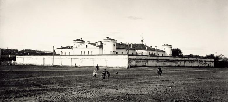 Нижегородский острог — место заключения епископа Лаврентия