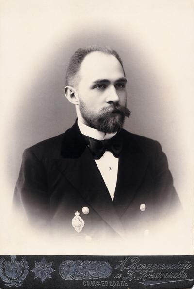 Преподаватель Симферопольской Духовной семинарии Евгений Князев