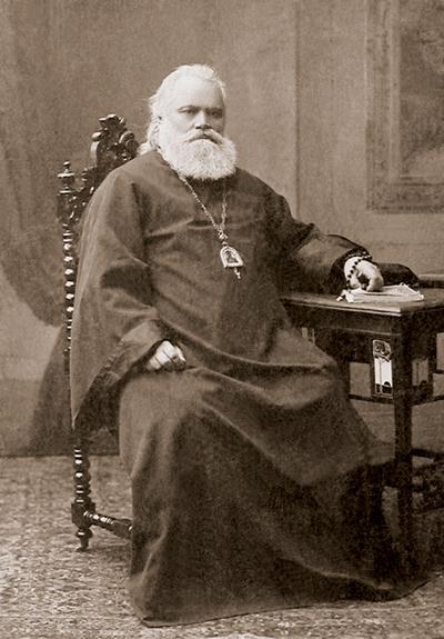 Викарий Нижегородской епархии,  епископ Балахнинский Макарий (Гневушев)