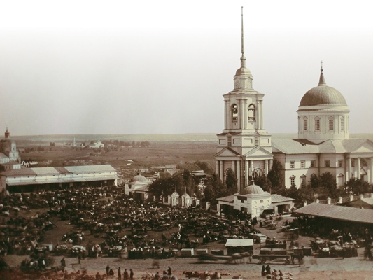 Богоявленский кафедральный собор города Орла