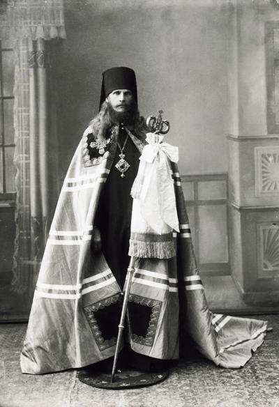 Настоятель Вознесенского Печерского монастыря епископ Балахнинский Петр (Зверев)