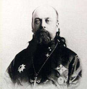 Протоиерей Леонид Чичагов