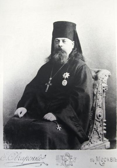 астоятель Спасо-Евфимиевского Суздальского  монастыря архимандрит Серафим (Чичагов)