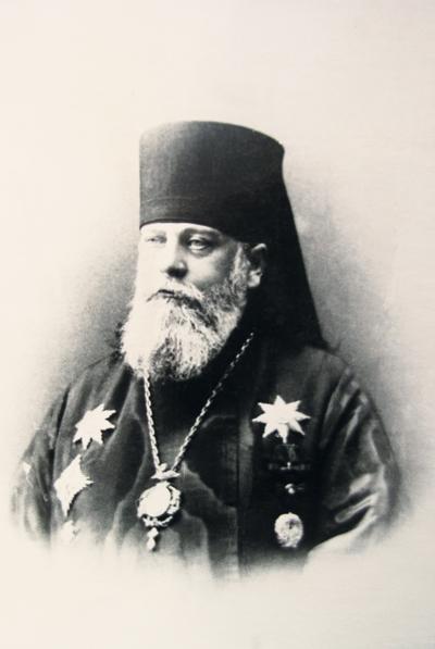 Епископ Тверской и Кашинский  Серафим (Чичагов)