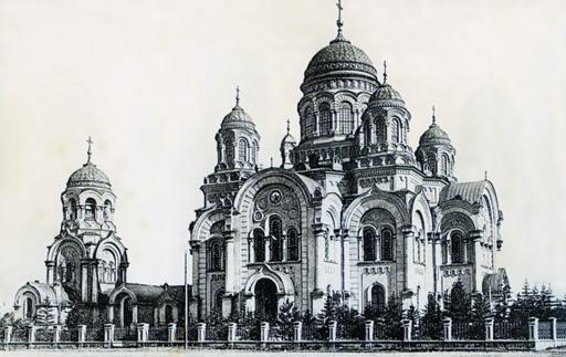 Казанский кафедральный собор г. Иркутска