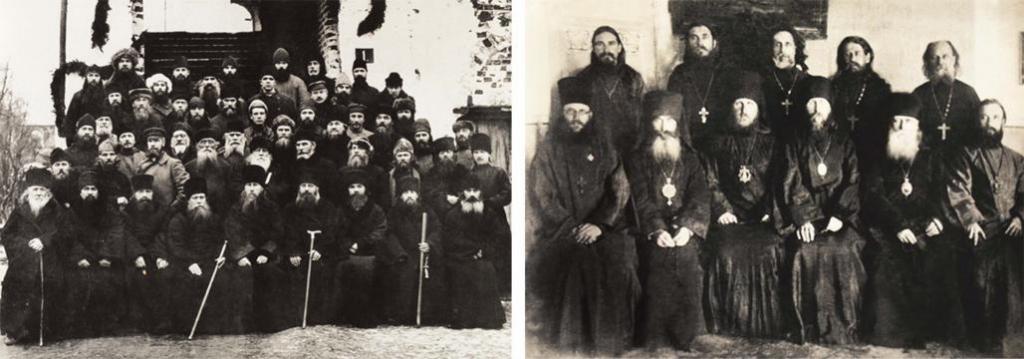Архиепископ Евгений (Зернов) среди заключенных архиереев и духовенства в Соловецком лагере особого назначения
