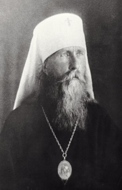 Митрополит Горьковский и Арзамасский Евгений (Зернов)