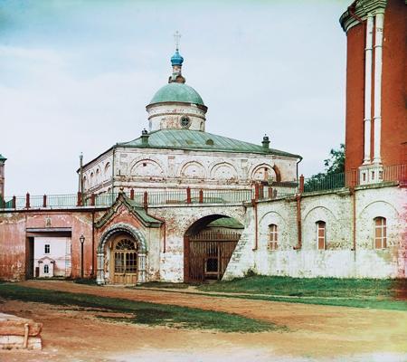 Архангельский собор Рязанского кремля. Фото С.М. Прокудина-Горского