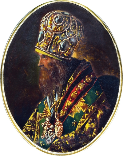 Митрополит Московский и Коломенский Филарет (Дроздов)