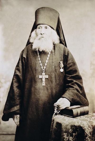 Старец Варнава Гефсиманский