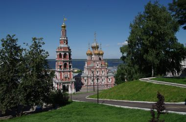 Храм в честь Собора Пресвятой Богородицы