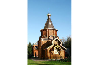 Храм в честь святого великомученика Георгия Победоносца
