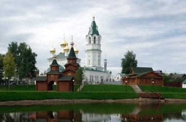 Троицкий храм (Копосово)