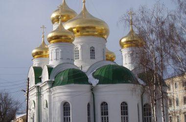 Храм прп. Сергия Радонежского Н. Новгород