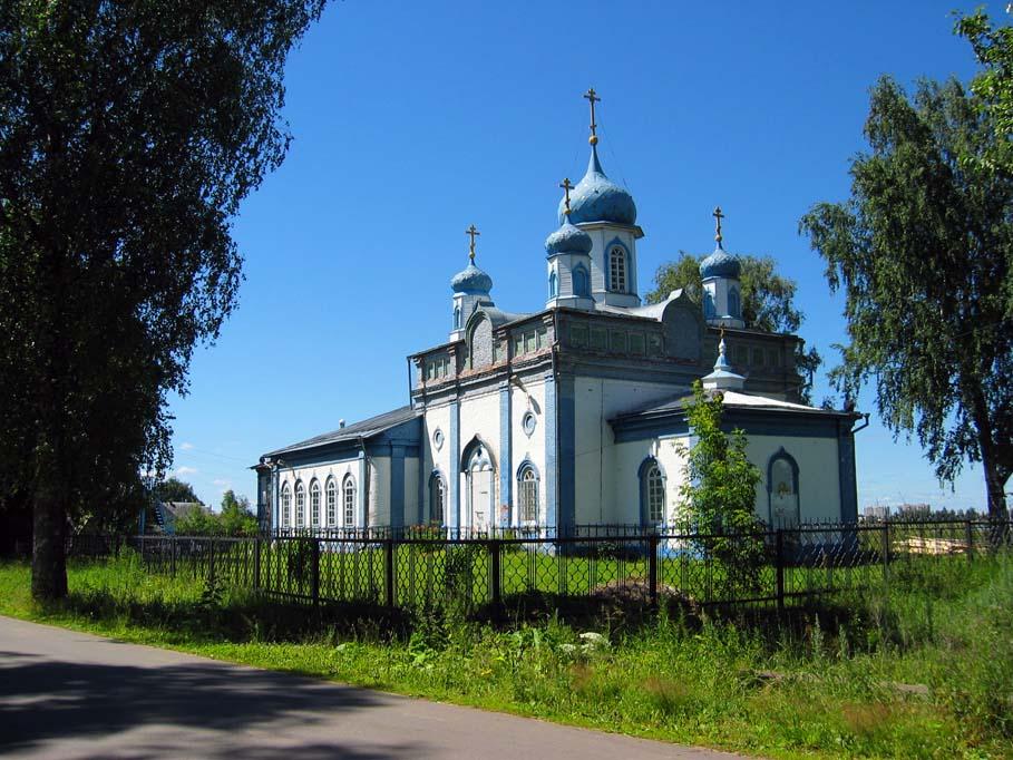 Храм Преображения Господня (село Шеляухово)