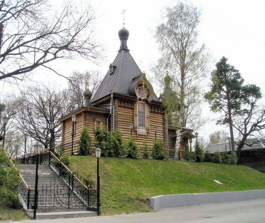Храм-часовня святого благоверного князя Александра Невского (город Балахна)
