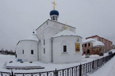 Храм в честь иконы Божией Матери «Знамение» (город Балахна)