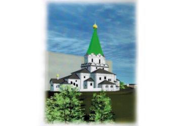 Храм в честь святой равноапостольной великой княгини Ольги