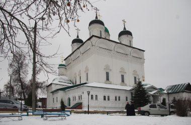 Соборный храм Рождества Христова г. Балахны
