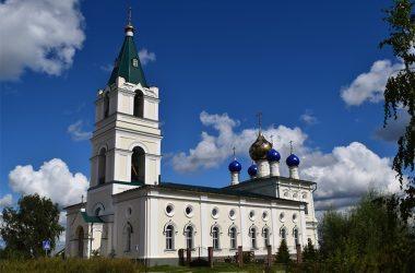 Церковь Архистратига Божия Михаила (село Большое Козино)