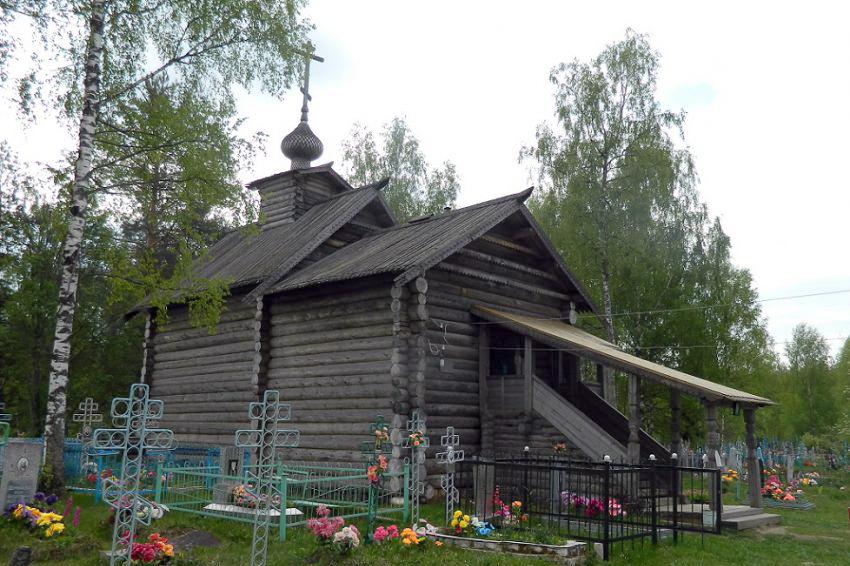 Церковь Казанской иконы Божией Матери (деревня Юрино)