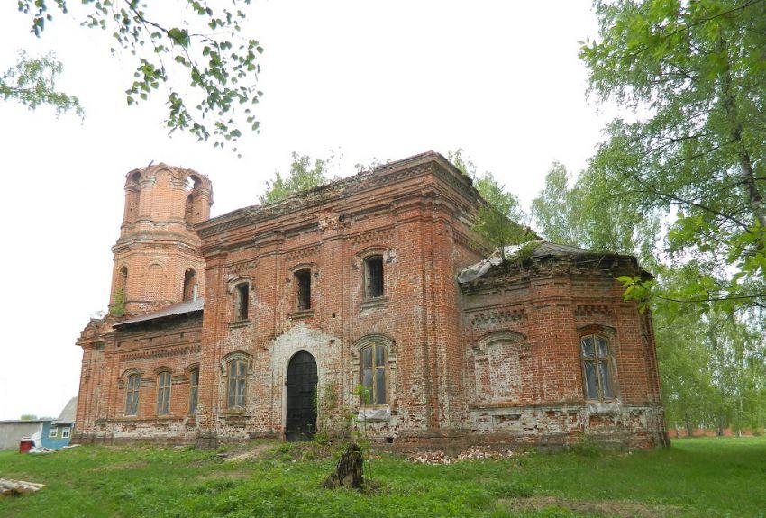 Церковь Воскресения Христова (село Бурцево)