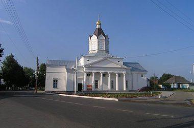 Храм в честь Казанской иконы Божией Матери  г. Арзамас