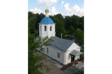 Храм в честь Тихвинской иконы Божией Матери г.Арзамас