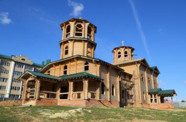 Храм в честь святых первоверховных ап. Петра и Павла г. Арзамас