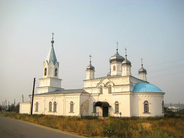 Храм во имя Пресвятой Живоначальной Троицы (с. Новоселки)