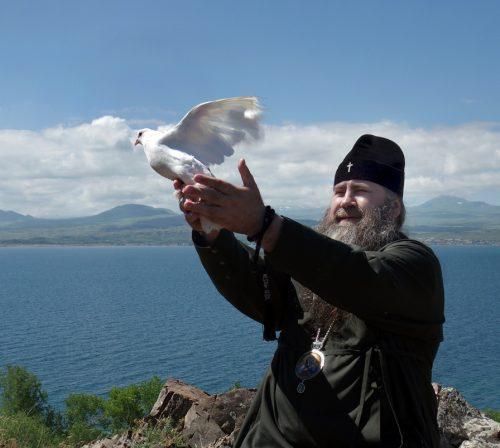 12 июля. Монастырь Севанаванк. Армения (фото Алексея Козориза)