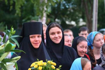 21 июля. В возрождающемся Малопицком монастыре в честь иконы Божией Матери «Всех скорбящих Радость»