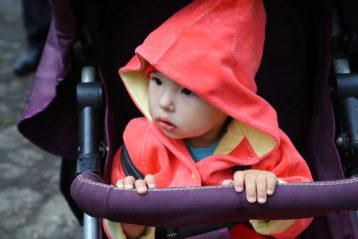 8 июля. Во время празднования Дня семьи, любви и верности в парке Станкозавода (фото Сергея Лотырева)