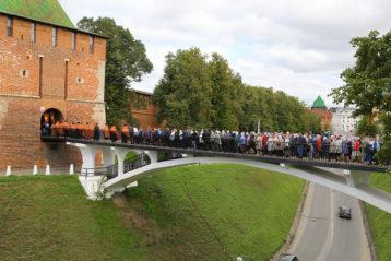 11 сентября. Крестный ход, посвященный всероссийскому Дню трезвости (фото Сергея Лотырева)